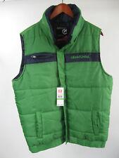 NWT Ecko UNLTD Grass Green Alternate Release Puffer Vest Size L Retails $79