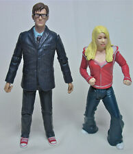 "DOCTOR WHO FIGURES ROSE 10th DR RED SHOES & GLASSES CHARACTER 5.5"" SERIES"