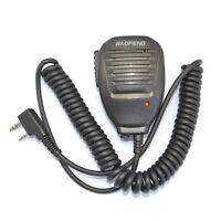 NEW brand Speaker Mic for BAOFENG UV-5R UV-3R+ WOUXUN KG-UV6D/UVD1P Radio