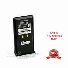 KNB-16A KNB-17A Two-Way Radio Battery for KENWOOD TK-190 TK-280 TK-380 TK-5400