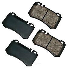 Disc Brake Pad Set-Euro Ultra Premium Ceramic Pads Rear Akebono EUR984