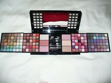 SEPHORA Make-Up Palette W 150 Colors Eye Shadow/Lip/Powder/Blush/Brushes - NEW