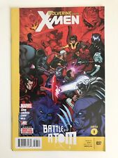 Wolverine and the X-Men Vol. 1 - #37 Marvel Comics - December 2013