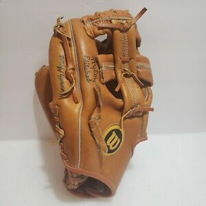 Wilson Tommy John Autograph Model Baseball Glove Mitt A2262 Left Hand Thrower