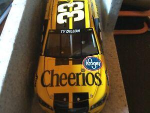 Ty Dillon 2015 Kroger/Cheerios 1/24