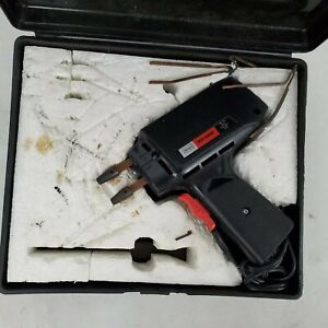 Sears Craftsman Dual Heat 230/150 Watt Solder Gun 113.540380 AMPS 2.8 120V-AC