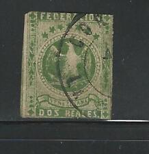 Venezuela: 1863; Scott 014, used, VF lot. VE568
