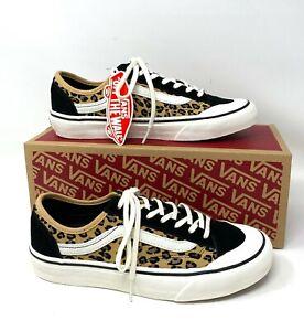 VANS  Style 36 Decon Sf Mini Leopard Suede Women's Sneakers VN0A3MVL2FP