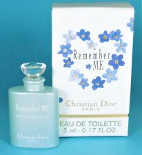 `Parfumminiatur: Christian Dior; Remember ME