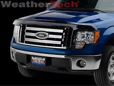 WeatherTech Stone & Bug Deflector Hood Shield for Ford F-150 - 2009-2014