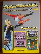 Super Mondiale España 1982 N°1 Gazzetta dello Sport Panini