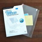 "Anti-glare/Matte Screen Guard Protector for 15.6"" 16:9 Laptop Computer Note Book"