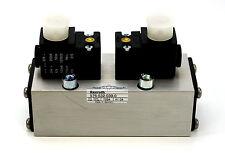 REXROTH BOSCH 5/3-Wegeventil 576-532-039-0 | 3-16 Bar, 24V, 183mA, 50Hz | NEU