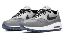 NIKE GOLF SHOES - AIR MAX 1 G - REFLECTIVITY PACK NRG 2019 UK 8 US 9 Reflective