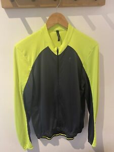 Specialized Cycling Top XL Rear Pockets Long Sleeve
