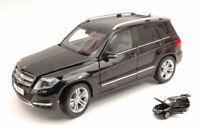 Mercedes GLK 300 4matic 2013 Black Gt Edition 1:18 Modell 11008BK Welly