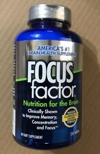 FOCUS Factor Nutrition For The Brain. 150 Tablets