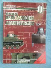 Tankpower Japanese Armor #11 - Andrzej M. Tomczyk - AJ Press - 168 Pages