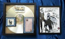 Stevie Nicks & Fleetwood Mac RUMOURS Platinum Award + Photo of Group