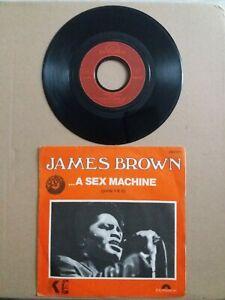 JAMES BROWN...A Sex Machine 1970 SP POLYDOR 2001 071 Funk Soul R'n'B