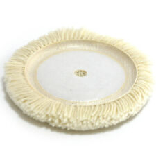 8 inch Wool Buffing Polishing Polisher Wheel Pad Auto Car Furniture Clean Tool