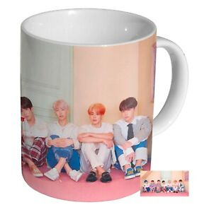 BTS K Pop -  Coffee Mug / Tea Cup