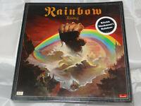 Rainbow Rainbow Rising Sealed Vinyl Record LP USA 1976 Orig Hype Sticker