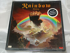 Rainbow Rainbow Rising Sealed Vinyl Record LP USA 1976 Orig Hype Sticker