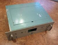"Aluminum project box electronic amplifier enclosure chassis case 3U 17"" rack US"