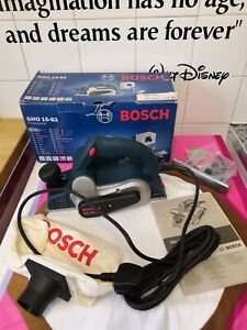 BOSCH  -  GHO 15 - 82 Professional Planer