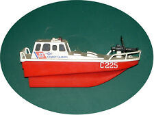 MAJORETTE - COAST GUARD PATROL BOAT - LIGHT & SIREN - S TRAIN