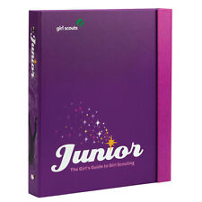 The Official GIRL SCOUT Junior Girl's Guide To Girl Scouting HANDBOOK New