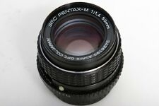 SMC Pentax-M 50mm f1.4 Prime Lens