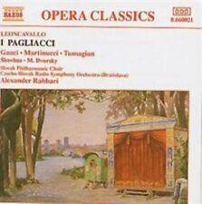 -leoncavallo I Pagliacci CD Composer Ruggiero Leoncavallo Very Good