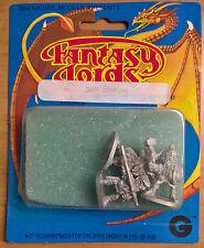 Grenadier Fantasy Lords - 46 Dwarf Champions (Sealed, Near Mint)