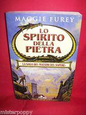 MAGGIE FUREY Lo spirito della pietra 2003 Nord Prima Edizione