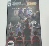 Transformers/Back to the Future #1 New York Comic Con Limited 900 copies Variant