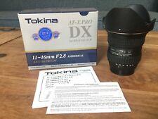 Tokina AT-X 116 f/2.8 Pro DX für Nikon
