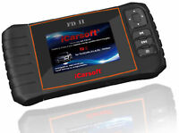 iCarsoft FDII OBD Tiefendiagnose passt bei Ford Galaxy ,ECU,ABS,Airbag….