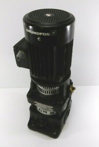Grundfos CR2-40 A-A-A-BUBE Druckerhöhungspumpe 2,5 m³/h | 2900 1/min | 0,55kW