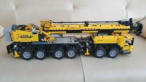 Lego Technic GMK6400 Mobile Crane MK III