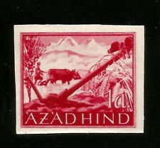 1943 WWII AZAD HIND PRO NAZI INDIAN LEGION JAPAN OCCUPIED SINGAPORE GOVERNMENT