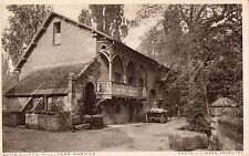 Warwickshire - Nr. Warwick, Guy's Cliffe Mill - Vintage Postcard