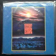 Intrada OOP! Basil Poledouris RED DAWN Film Soundtrack OST LP 1985 Swayze Sheen