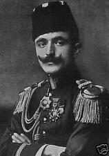 "Ismail Enver Pasha Ottoman Turkish Army World War 1 Photograph, 5.5x4"" Reprint1"