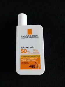 BEAND NEW LA ROCHE-POSAY ANTHELIOS 50+ INVISIBLE FLUID, VERY HIGH PROTECTION ...