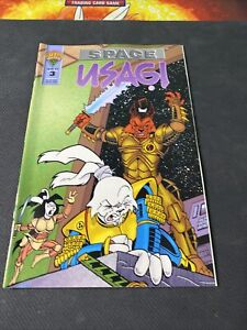SPACE USAGI Vol 2 #3 (1994) MIRAGE PUBLISHING COMICS STAN SAKAI! USAGI YOJIMBO