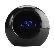 720P HD Camcorder Alarm Clock Hidden Motion Detection DVR Digital Video Recorder