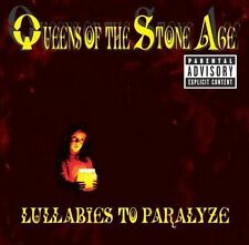 Lullabies to Paralyze [PA] by Queens of the Stone Age (CD, Mar-2005,...