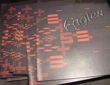 Wholesale Lot 10 Eagles 70S 1976 Tour Concert Program Don Henley Glen Frey rock